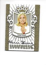 2013 SPORTKINGS Autograph Gold KERRI STRUG  only 10 made