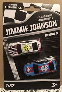 Lionel Nascar Authentics 1:87 #48 Jimmie Johnson 2020 Wave 2