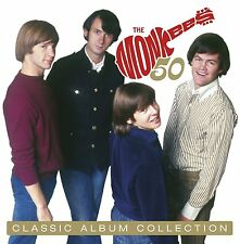 THE MONKEES - CLASSIC ALBUM COLLECTION - NEW CD BOX SET