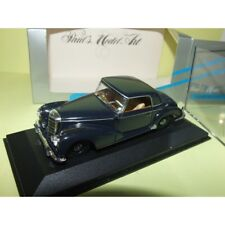 MERCEDES 300 S COUPE 1951-1955 Blue Bleu MINICHAMPS 1:43
