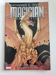 RAYMON E. FEIST'S MAGICIAN APPRENTICE Volume 2 TPB MARVEL COMICS NEW UNREAD