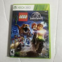 LEGO Jurassic World Xbox 360 Game and Case Tested Complete