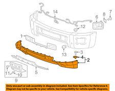 Chevrolet GM OEM Front Bumper-Spoiler Lip Chin Splitter 22978557