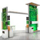 Solar D 20'x20' Modular Tension Fabric Trade Show Exhibit Booth Display