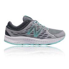 Zapatillas deportivas de mujer planos New Balance de color principal gris
