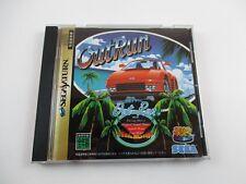 Outrun Out Run Segasaturn Japan Ver Sega Saturn
