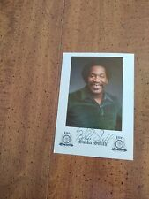 Bubba Smith- signed Photo -11 - JSA COA