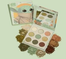 NEW Colourpop Disney Mandalorian The Child Baby Yoda Shadow Palette LE SOLD OUT