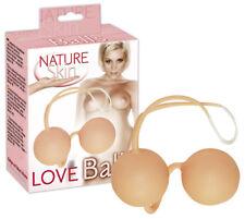 NATURE SKIN Palle e palline D'Amore Love Balls color pelle Sensual - XXX