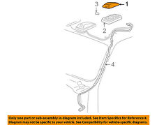 GM OEM Clearance Lamps-Lens 15951646