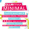 CD Club Trax Minimal von Various Artists Mixed By Chico Chiquita