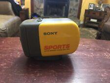 Vintage Sony Sports Active Speaker System Model SRS-T50G Rare Made In Japan.