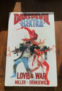 *SEALED* Daredevil Elektra: Love & War Frank Miller Bill Sienkiewicz Assassin