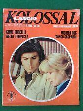 FOTOROMANZO Lancio KOLOSSAL n.29 (1977) MICHELA ROC F.GASPARRI Rivista/Magazine