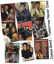James Bond: Tomorrow Never Dies Movie - 90 Card Basic/Base Set - Inkworks 1997