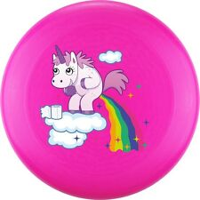 NG-EURODISC 175 g 4.0 Ultimate Bio-Plastique Licorne Frisbee Clouds Pink