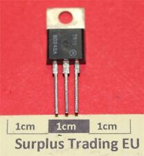 Motorola BD243A NPN Silicon Power Transistor 60V 6A TO-220