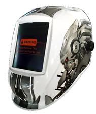 Topgun TITAN Auto-Darkening Welding Helmet Robot