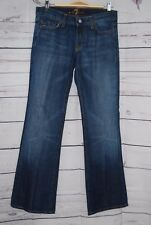 Women's 7 for All Mankind Boot Cut Jeans  - Size 28