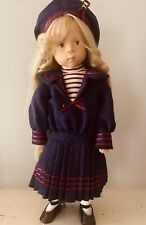 Sylvia Natterer GOTZ DOLL FANNY PRISTINE COMPLETE WITH TAGS EXTRA OUTFIT