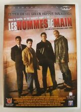 DVD LES HOMMES DE MAIN - Barry PEPPER / Vin DIESEL / Dennis HOPPER