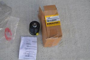 ENERPAC HCS50 Center Hole Cylinder, 12,660 lb., M12