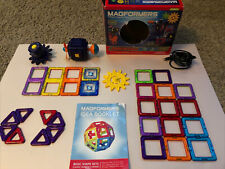 Lot of 30 Pc Magformers Magnets in Motion Magnetic Construction Power Set