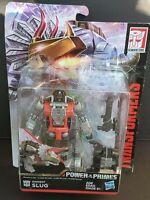 Transformers Generations Power of the Primes POTP Deluxe Class Rare Dinobot Slug