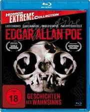 EDGAR ALLAN POE - 13 GESCHICHTEN DES WAHNSINNS BLU-RAY Collection Neu