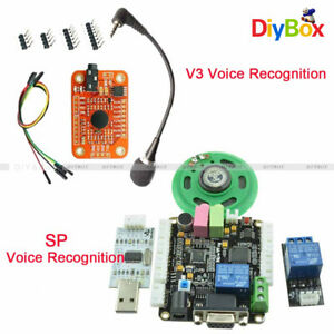 SP Voice Recognition Module Board V3 Kit for Arduino Raspberry