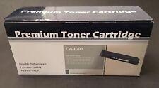 Premium Toner Cartridge CA-E40