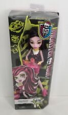 MONSTER HIGH CREEPATERIA DRACULAURA 2014 NIB Box NEVER Opened
