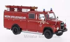 #46248 - Neo MAN 415 TLF - Feuerwehr Berlin - Werksfeuerwehr - 1:43