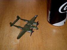 WW#2, USA, P-38 LIGHTNING FIGHTER PLANE, MAISTO DIECAST METAL PLANE TOY, VINTAGE