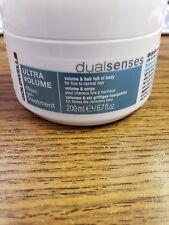Goldwell Dualsense Ultra Volume 60sec Gel 200ml 6.7 fl oz