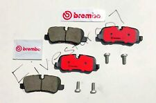 brembo Rear Pads Back Disc Brake Pad kit for Land 2010-2012 Range Rover HSE 5.0L