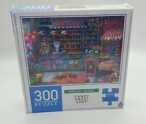 Bristol Series - Candy Sweet Shop - 300 piece Jigsaw Puzzle