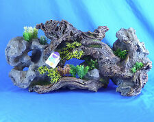 #18791 Kazoo Bonsai Plant / Tree Extra Large Aquarium Tank Ornament Decoration