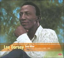 Lee Dorsey~Soul Mine: The Greatest Hits & More 1960 - 1978~BRAND NEW 2 CD SET
