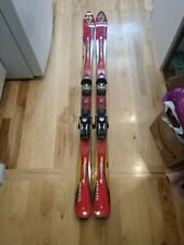 K2 Apache X 167 cm Skis Marker Bindings