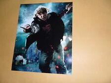 Rupert Grint Autographed 'Deathly Hallows' Photo