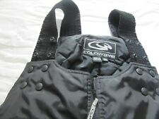 Coldwave Snowmobile bib overalls 2X black