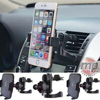 Wireless In Car Charger Air Vent Mount Phone Holder Stand for Smart & iPhone