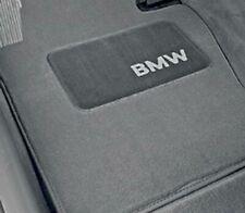 BMW OEM GRAY Carpet Floor Mats 2008-2013 E88 1 Series Convertibles 82112293416