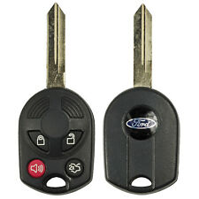 Remote Key For Ford 40 Bit Head Keyless Entry Transmitter Uncut Blade 4 Button