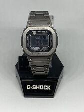 Casio G Shock GW-M5610 Silver Age