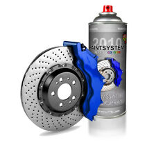 1K Bremssattellack Autolack Spraydose blau 400ml