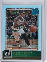 2015-16 DONRUSS TERRY ROZIER RATED ROOKIE RC #204 #/199 BOSTON CELTICS