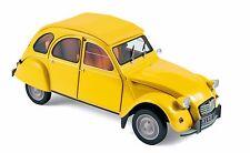 Citroën 2CV 6 Club Mimosa Yellow 1979 1/18 - 181496 NOREV