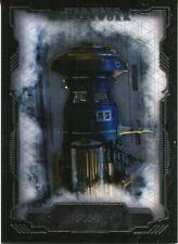Star Wars Masterwork 2016 Base Card #22 FX-7